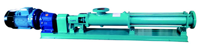 FSP – SERIES-Progressive-Cavity-Pump